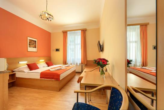 Hotel Golden City Garni Prague
