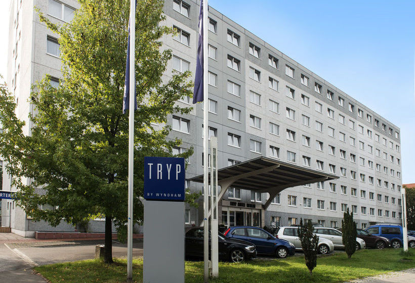 Hotel Tryp by Wyndham Berlin City East