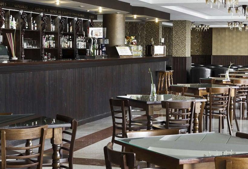 Cafeteria Sun Palace Albir Hotel & Spa L'Alfas del Pi