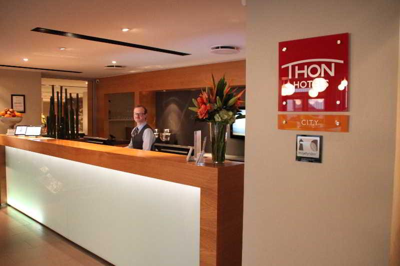 Thon Hotel Maritim Stavanger