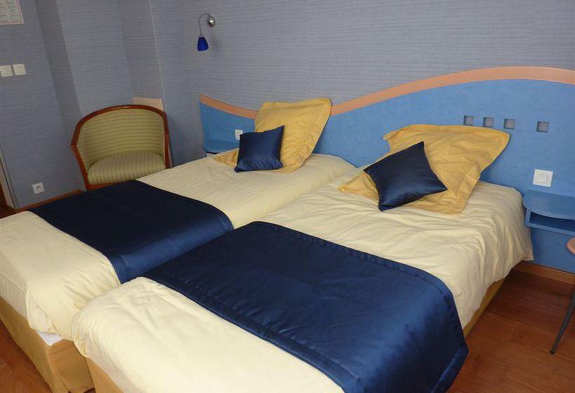 Hotel Au Tambour Reims