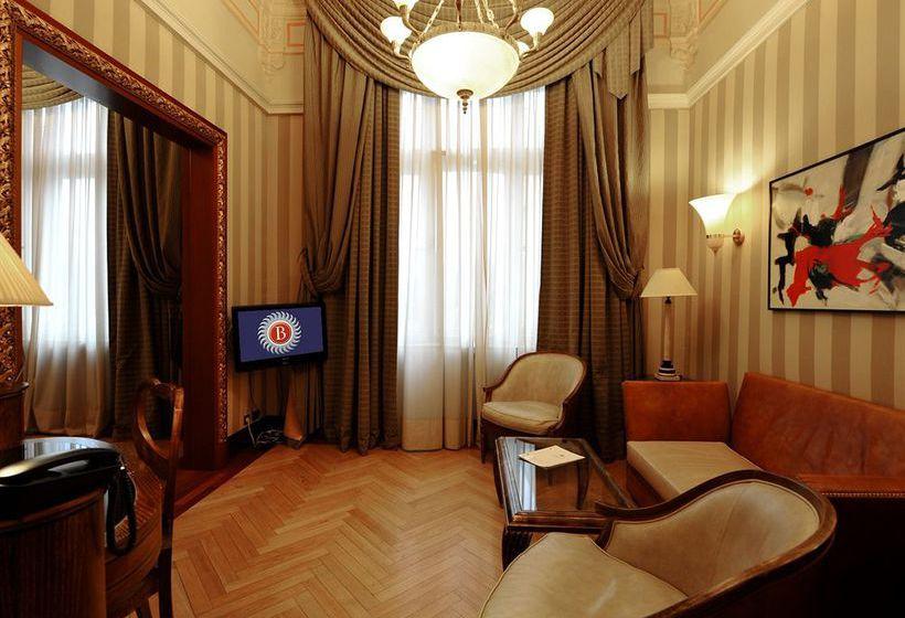 Hotel boscolo prague autograph collection en praga destinia for Hotel amadeus prague tripadvisor