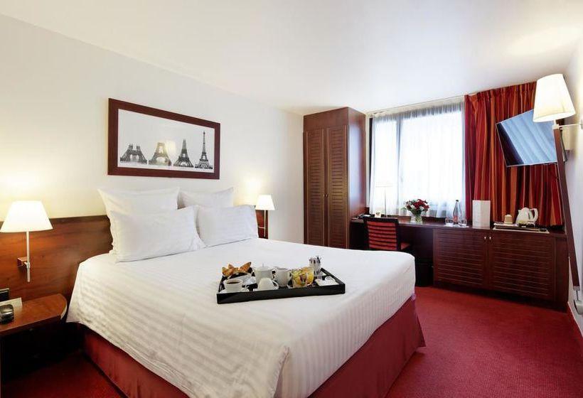 Room Hotel Catalogne Paris Gare Montparnasse