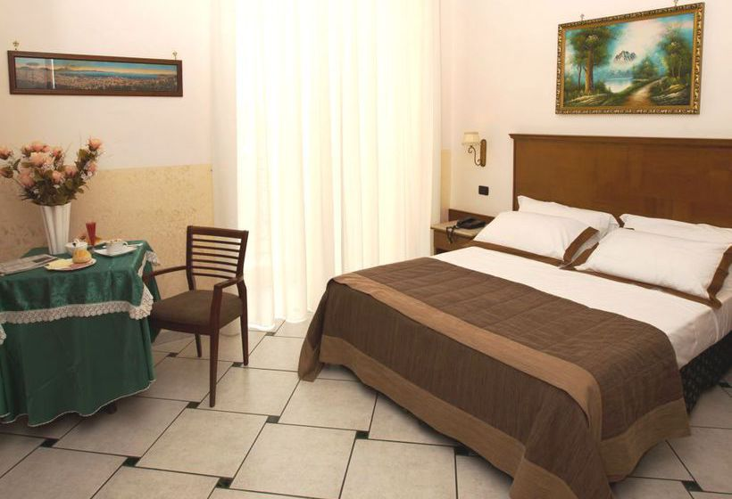 Hotel Garibaldi Naples