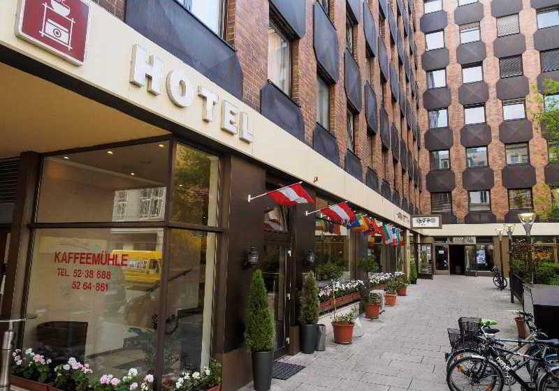 Hotel Kaffeemühle Vienna