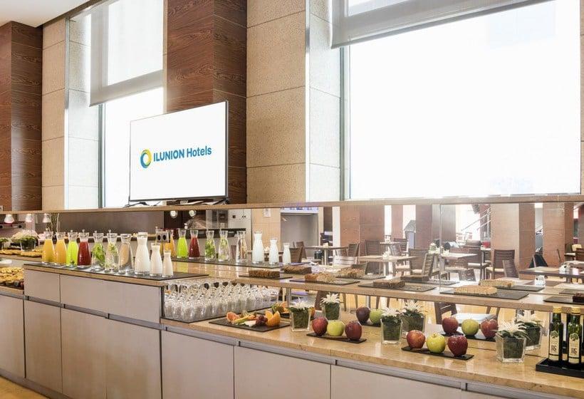 Restaurante Hotel Ilunion Valencia 4