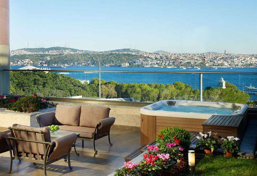 Terrace Hotel The Ritz-Carlton Istanbul
