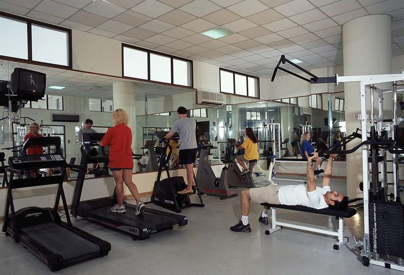 Sport center Hotel Al Madinah Holiday Muscat