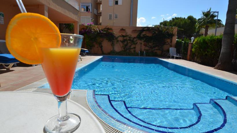 Swimming pool Hotel Fergus Capi Playa Platja de Palma