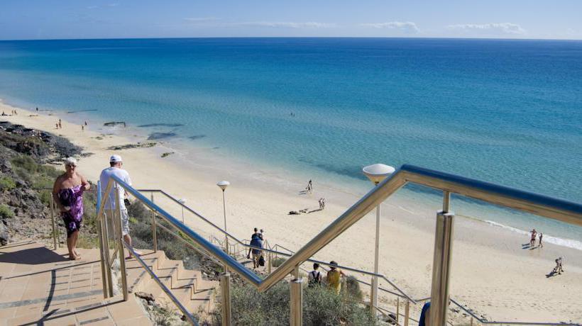 Detail Hotel SBH Club Paraíso Playa Playa de Esquinzo