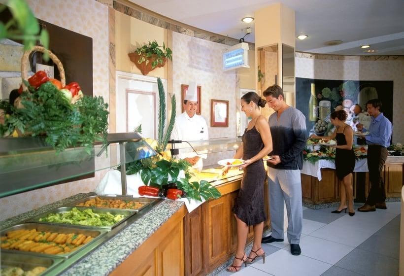 Restaurant Apartamentos Laguna Park II Costa Adeje