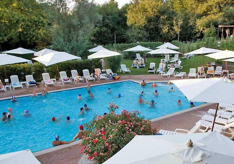 Camping Flaminio Village Bungalow Park Rome