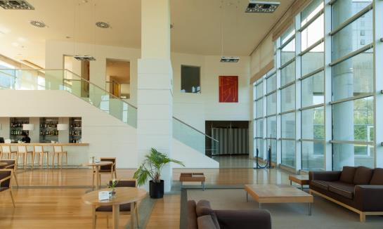 Common areas Hotel Eurostars San Lazaro Santiago de Compostela