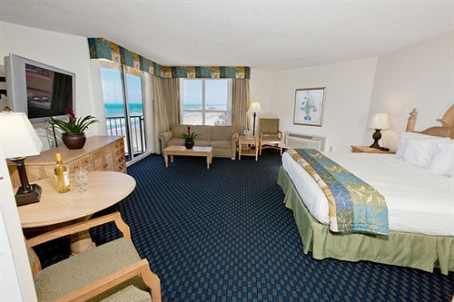 Room Hotel Ocean Breeze Club Daytona Beach