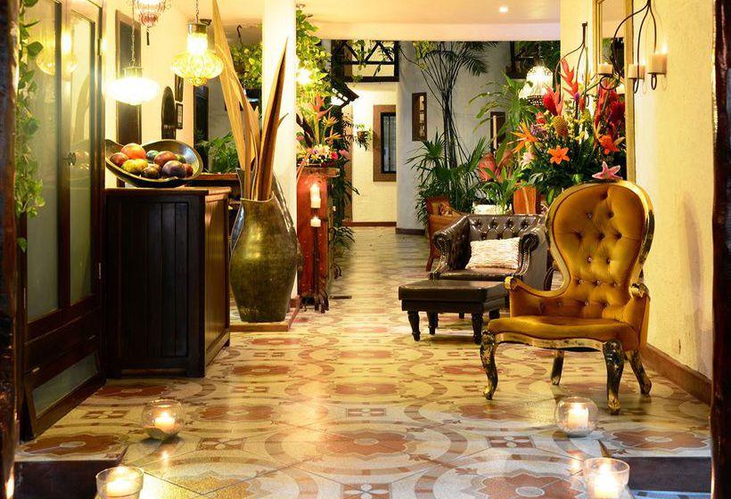 Hotel Posada Mariposa Playa del Carmen