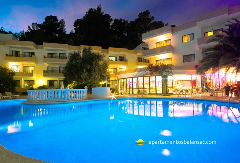 Apartamentos Balansat Puerto san Miguel