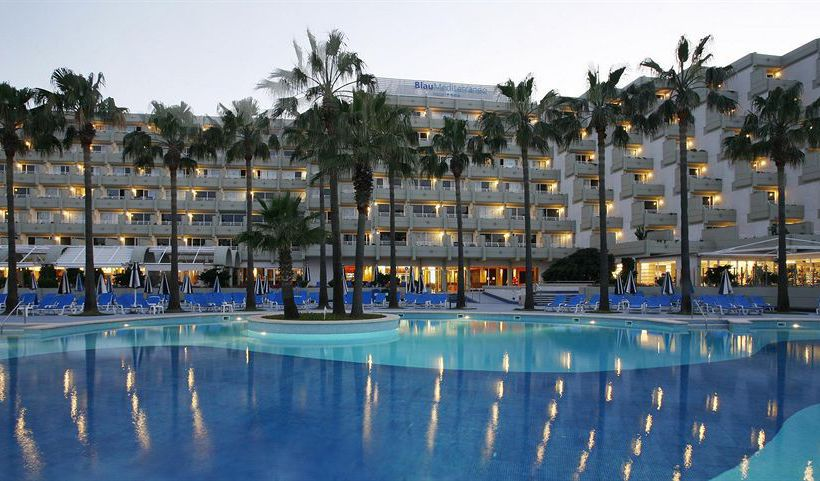 Swimming pool Hipotels Mediterraneo  - Adults Only Sa Coma