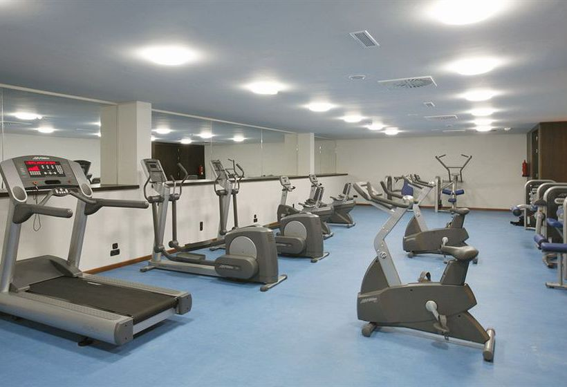 Sports facilities Hipotels Mediterraneo  - Adults Only Sa Coma