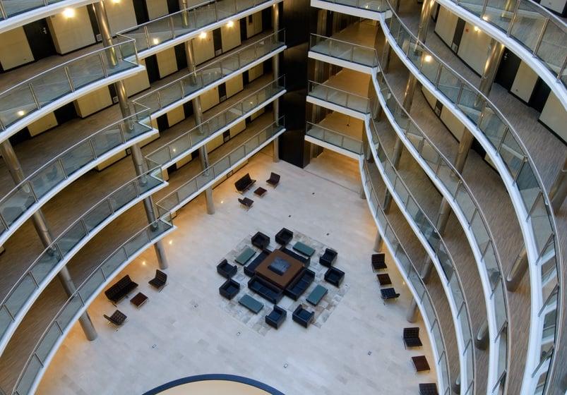 Common areas Hotel Attica 21 Coruña A Corunya