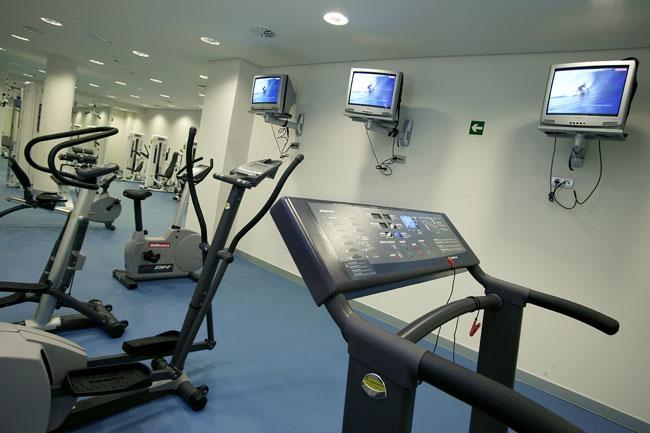 Sports facilities Hotel Attica 21 Coruña A Corunya