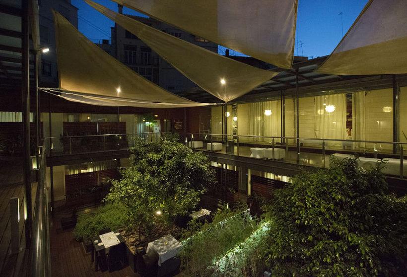 Hotel Hospes Palau de la Mar Valencia