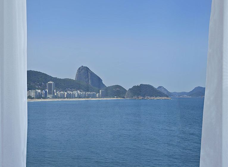 Hotel Orla Copacabana Rio de Janeiro