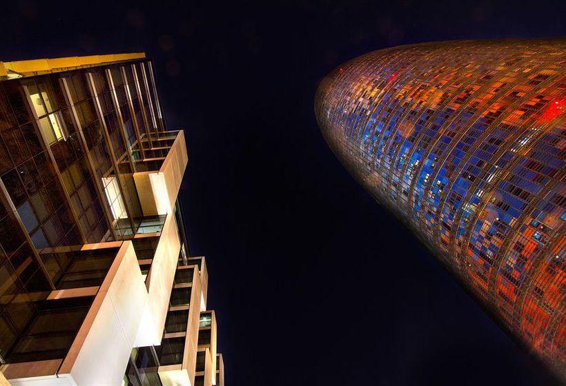 Hotel Silken Diagonal Barcelona
