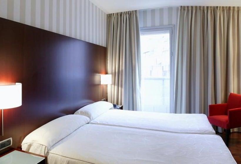 Room Hotel Zenit Bilbao