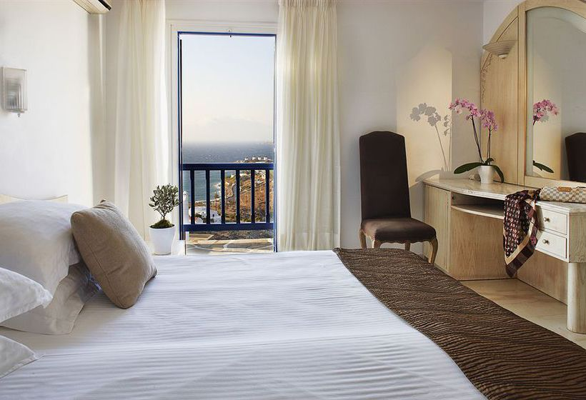 هتل Myconian Kohili Korali Kyma Kalypso Thalasso Spa Center Mykonos