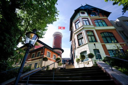 Hotel Süllberg Hamburg