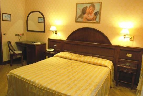 Hotel Boccaccio Florence