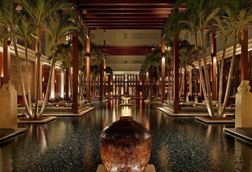 Hotel The Setai Resort Amp Residences En Miami Beach Destinia