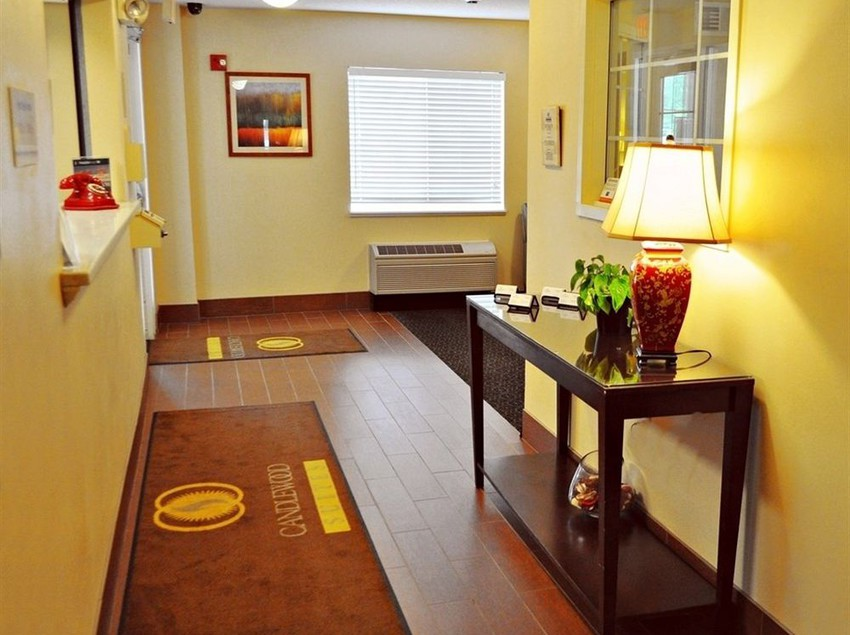 Hotel Candlewood Suites Raleigh crabtree