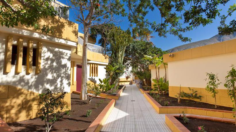 Common areas Checkin Bungalows Atlántida  Los Cristianos