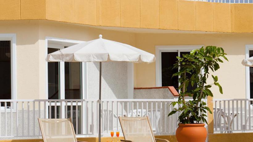 Terrace Checkin Bungalows Atlántida  Los Cristianos