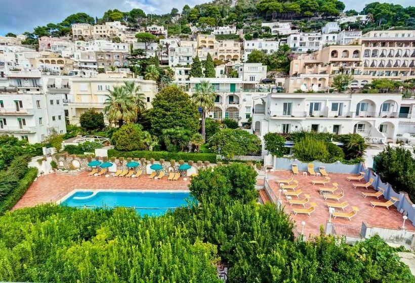 Hotel Best Western Syrene Capri