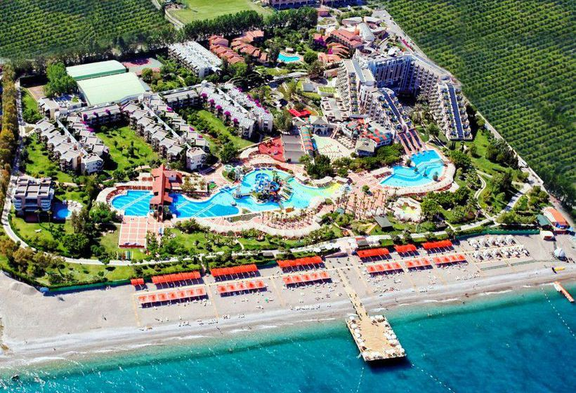Limak Atlantis Hotel And Resort Holidaycheck