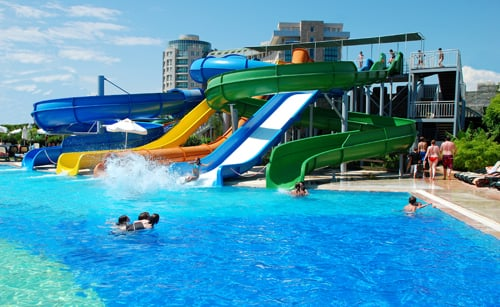 Swimming pool Hotel Sherwood Breezes Resort Antalya