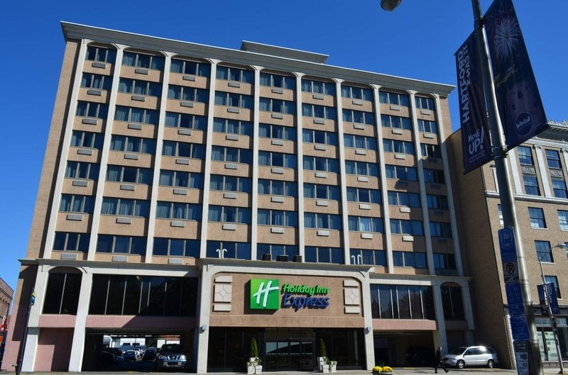 Hotel Holiday Inn Express Hartford - Downtown  East Hartford