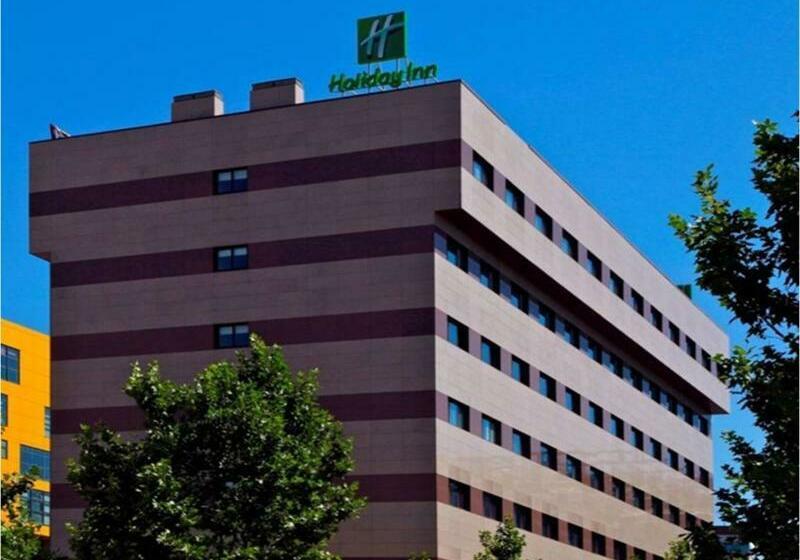 Hotel Holiday Inn Madrid Las Tablas