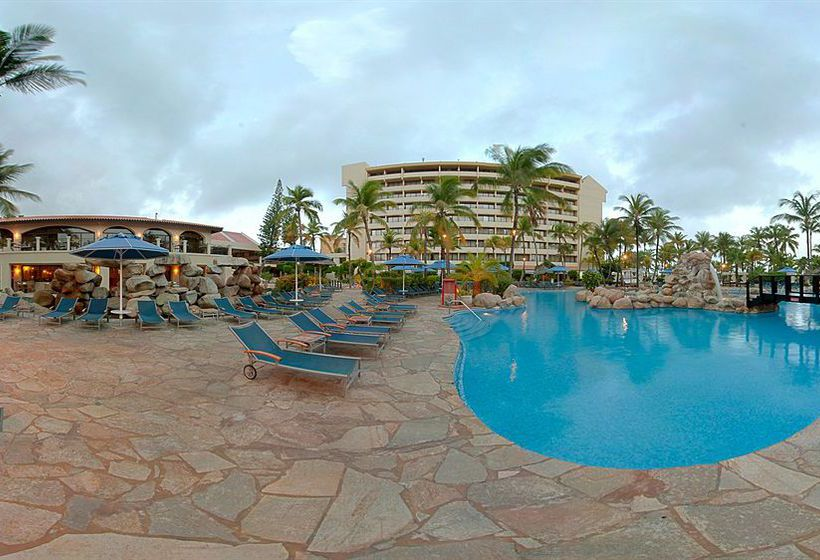 Hotel Occidental Grand Aruba All Inclusive Palm Beach