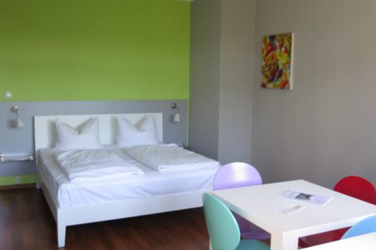Apartcity-Serviced Apartments Berlin