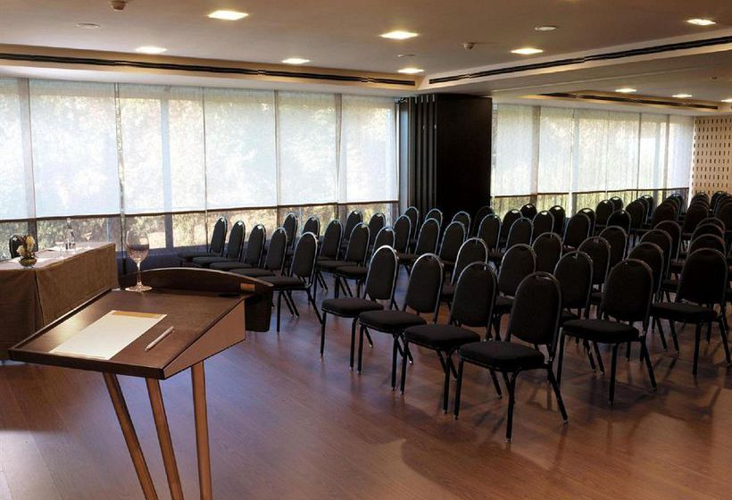 Meeting rooms Hotel NH Collection Santiago de Compostela