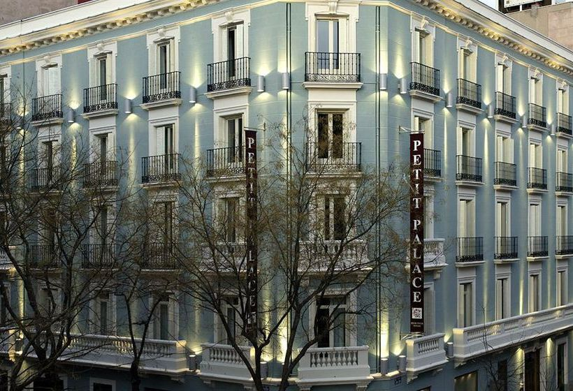 Hotel Petit Palace Art Gallery Madrid