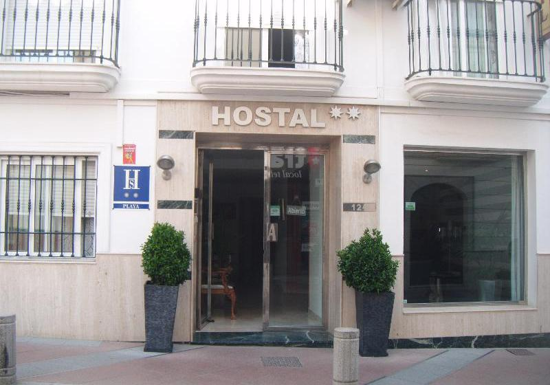 Hostal Abril Nerja