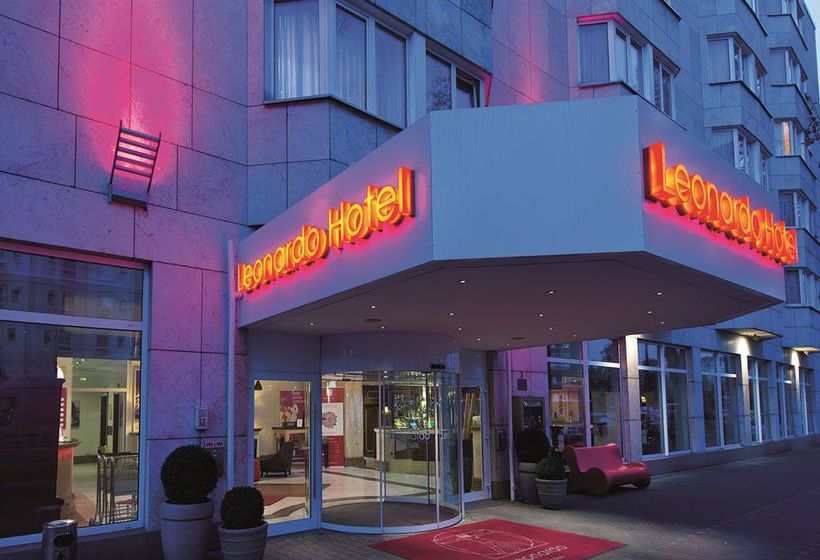 Hotel Leonardo Düsseldorf City Center