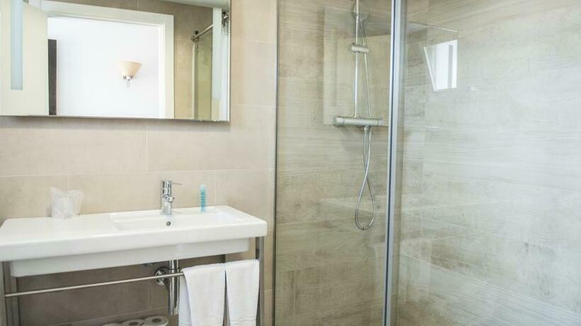 Bathroom Apartamentos Los Naranjos S'Algar