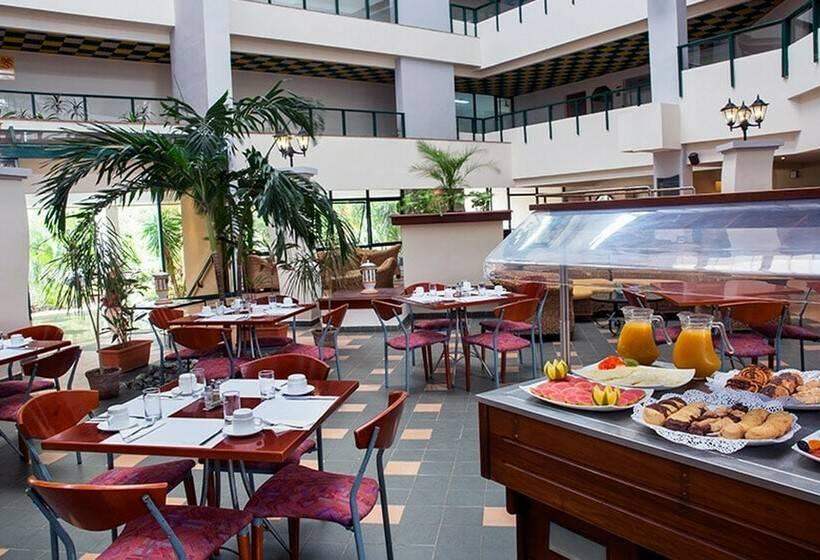 Restaurant Starfish Montehabana Havana