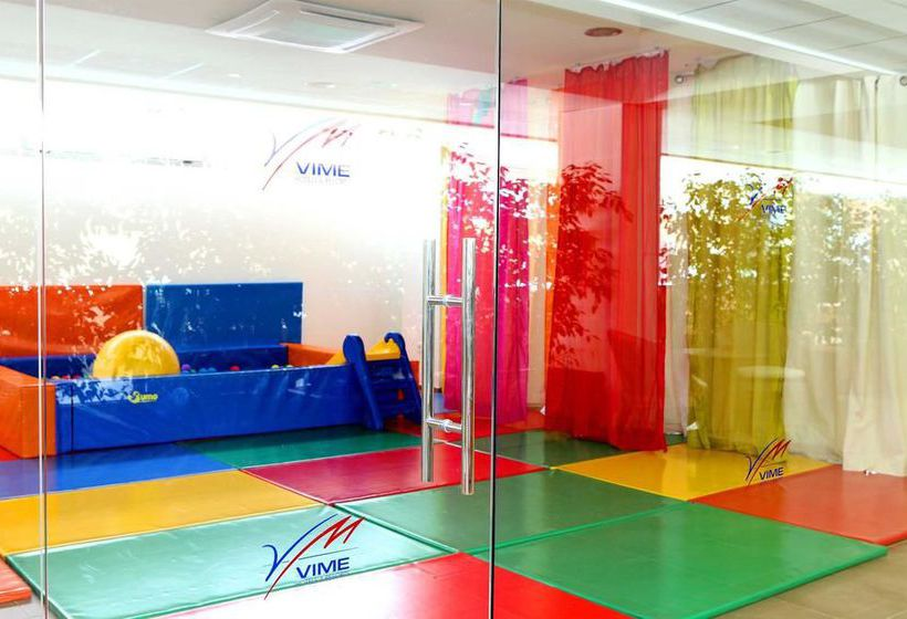 Children's facilities AirBeach Islantilla