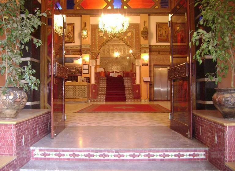 Hotel Nouzha Fes Fez